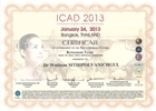 Botulinum Toxin How to deal with difficult demands, ICAD 2013
