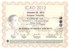 Dermal Fillers How to deal with difficult demands, ICAD 2013